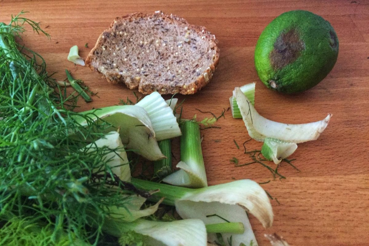 Food Waste Küchenabfall vermeiden