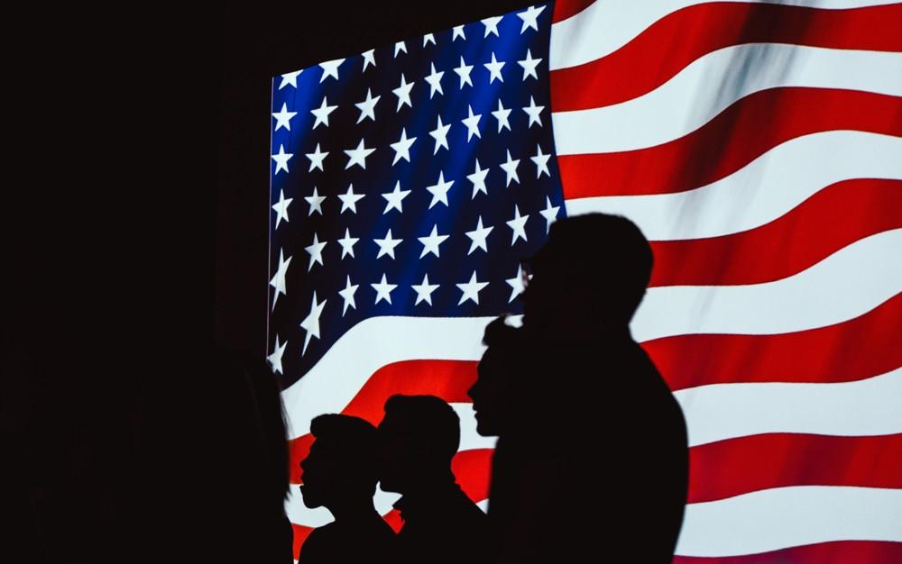 American Flag Deutsche